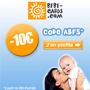 BEBE CARDS : Economisez 10 euros sur vos faire-part de Naissance ou de Baptême