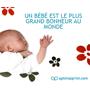 OPTIMALPRINT : 10 faire-part de naissance gratuits
