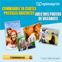 OPTIMALPRINT : 10 cartes postales gratuites