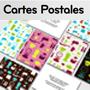 MOO : Cartes postales «haut de Gamme»