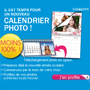 VISTAPRINT : 1 calendrier photo mural gratuit