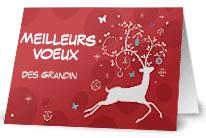 10 cartes de vœux gratuites