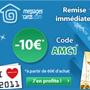 MESSAGES CARDS : 10 euros de remise sur votre commande de cartes de voeux