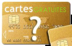 Carte bancaire gratuite, Premier, Gold ... et Platinum ...